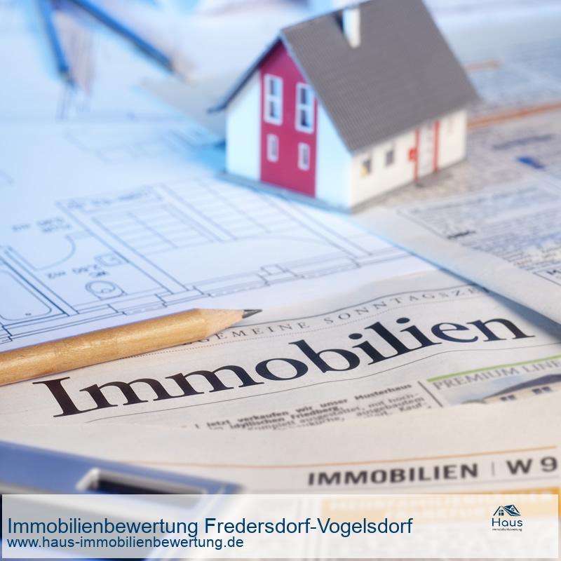 Professionelle Immobilienbewertung Fredersdorf-Vogelsdorf