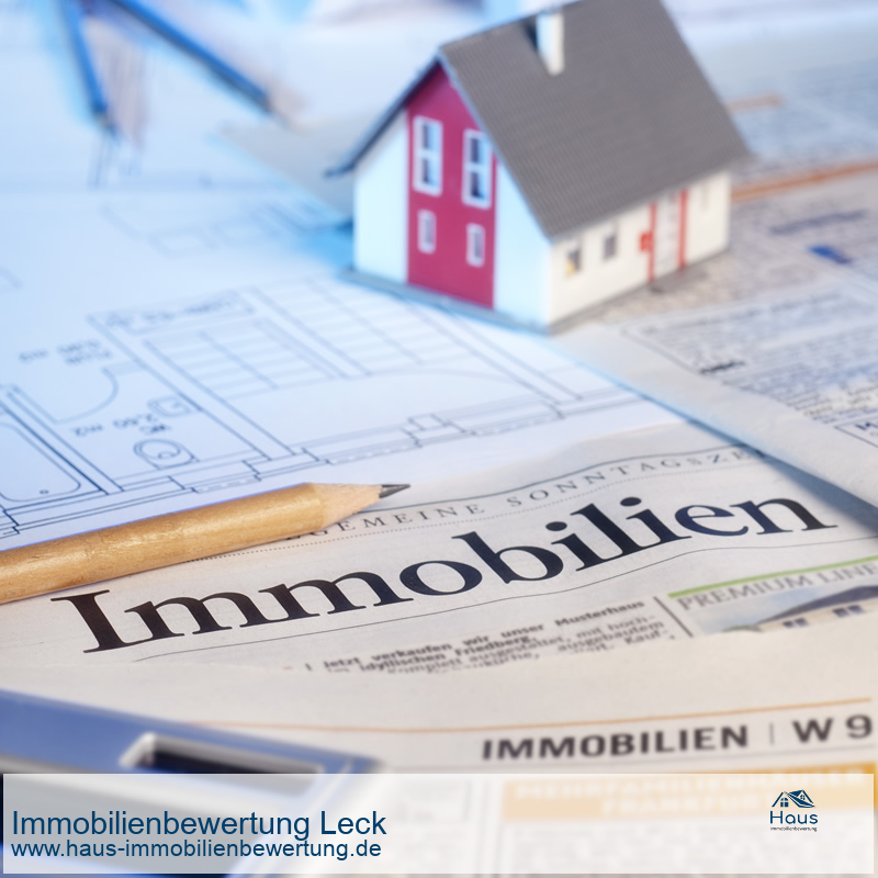 Professionelle Immobilienbewertung Leck