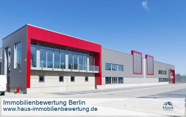 Professionelle Immobilienbewertung Gewerbeimmobilien Berlin