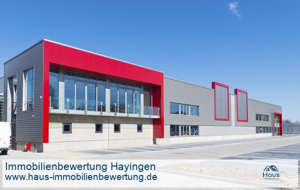 Professionelle Immobilienbewertung Gewerbeimmobilien Hayingen