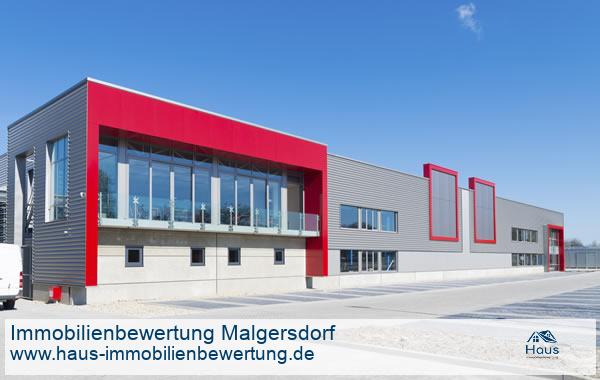 Professionelle Immobilienbewertung Gewerbeimmobilien Malgersdorf
