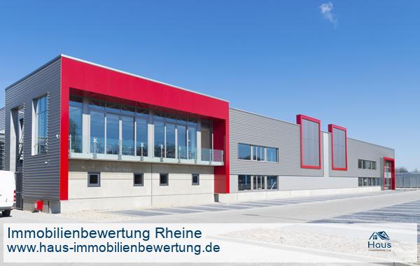 Professionelle Immobilienbewertung Gewerbeimmobilien Rheine