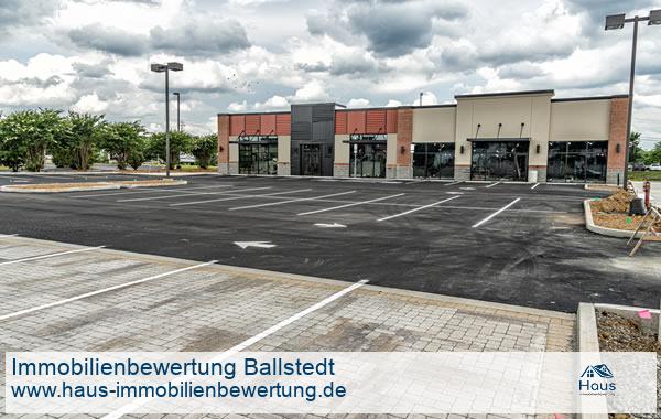 Professionelle Immobilienbewertung Sonderimmobilie Ballstedt