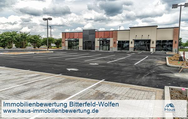 Professionelle Immobilienbewertung Sonderimmobilie Bitterfeld-Wolfen