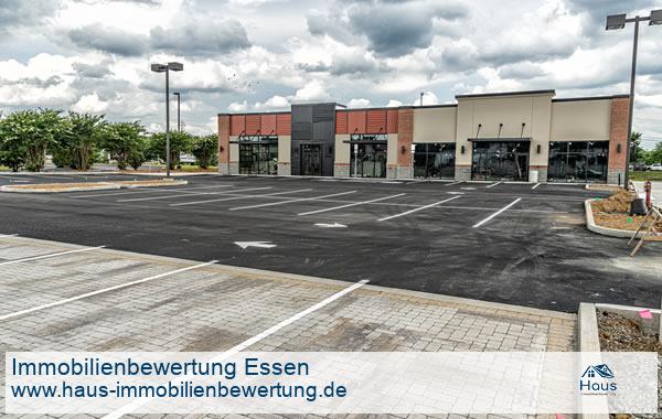 Professionelle Immobilienbewertung Sonderimmobilie Essen