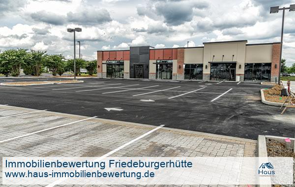 Professionelle Immobilienbewertung Sonderimmobilie Friedeburgerhütte