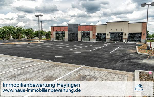 Professionelle Immobilienbewertung Sonderimmobilie Hayingen