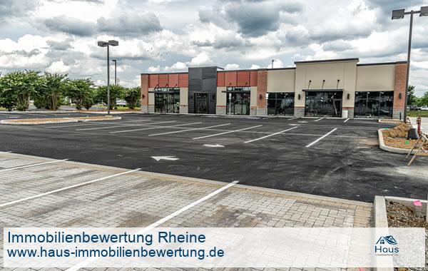 Professionelle Immobilienbewertung Sonderimmobilie Rheine