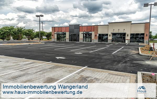 Professionelle Immobilienbewertung Sonderimmobilie Wangerland
