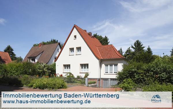 Professionelle Immobilienbewertung Wohnimmobilien Baden-Württemberg