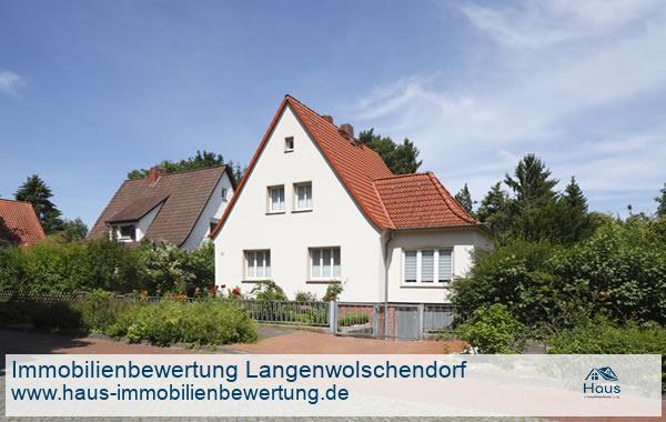 Professionelle Immobilienbewertung Wohnimmobilien Langenwolschendorf
