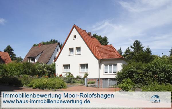 Professionelle Immobilienbewertung Wohnimmobilien Moor-Rolofshagen