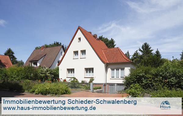 Professionelle Immobilienbewertung Wohnimmobilien Schieder-Schwalenberg