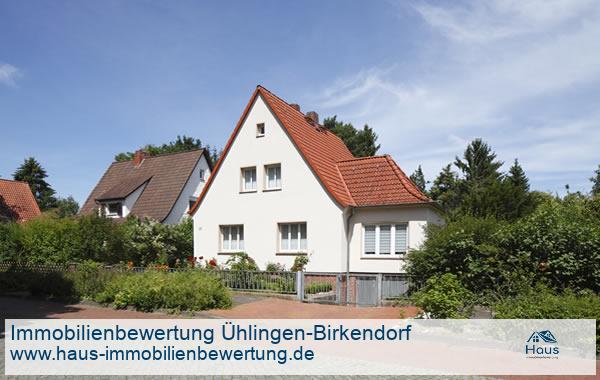 Professionelle Immobilienbewertung Wohnimmobilien Ühlingen-Birkendorf