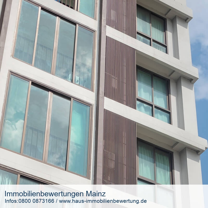 Immobilienbewertung in Mainz