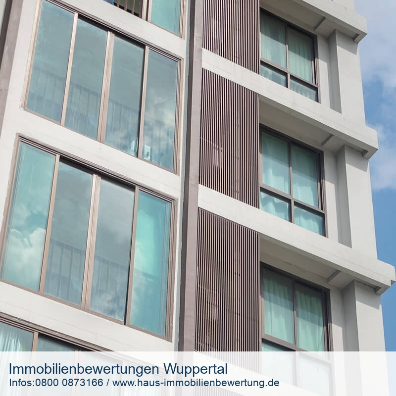 Immobilienbewertung in Wuppertal