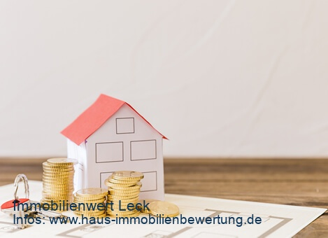 Immobilienwert Leck